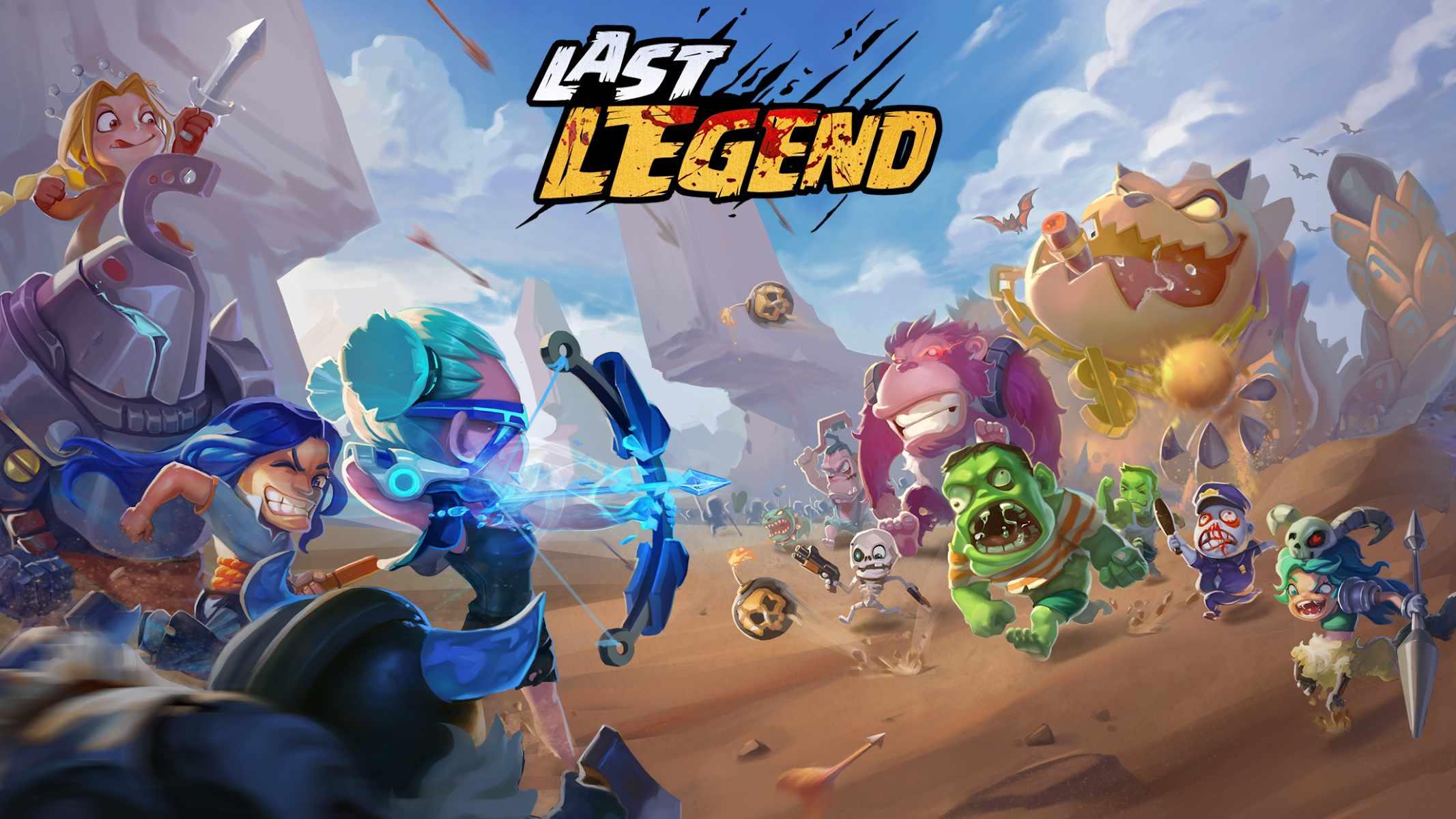 دانلود Heroes Legend: Idle RPG v1.1.0 – بازی نقش آفرینی قهرمانان افسانه ای اندروید