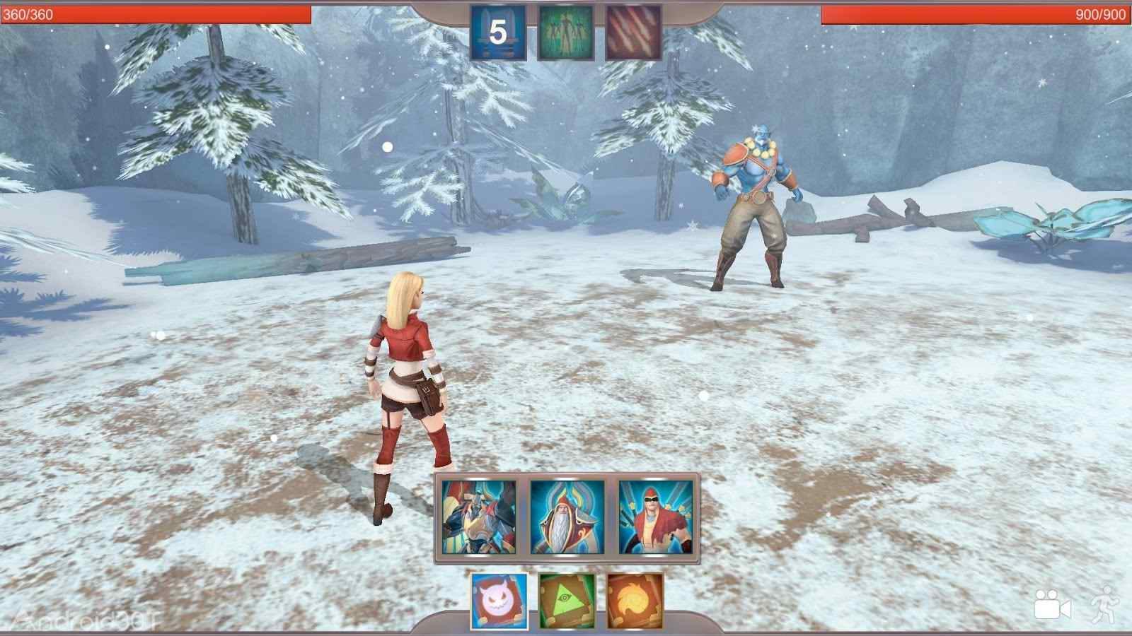 دانلود Heroes of Arca 1.2 – بازی نقش آفرینی قهرمانان آرکا اندروید