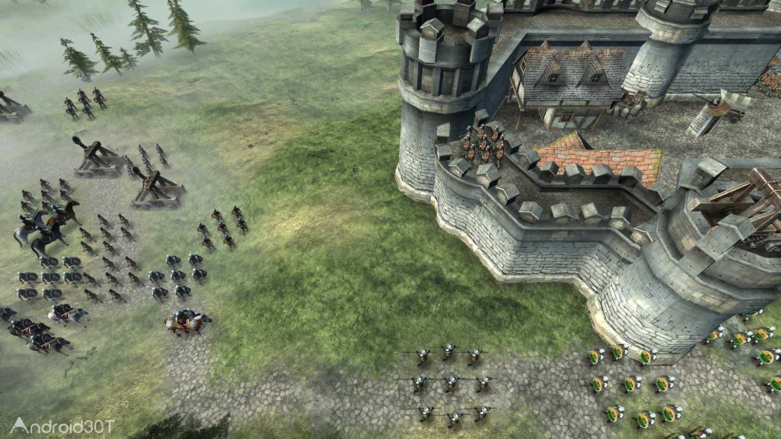 دانلود Hex Commander: Fantasy Heroes 4.7 – بازی استراتژیکی فرمانده اندروید