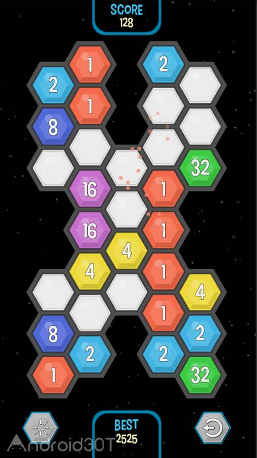 دانلود Hexacells 1.03 – بازی سلول های هگزا اندروید