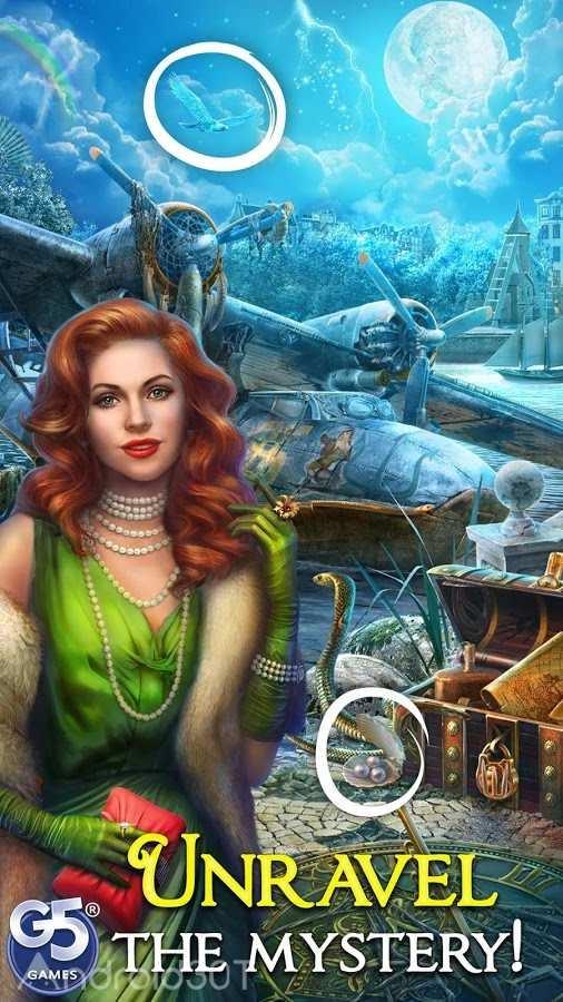 دانلود Hidden City®: Hidden Object Adventure 1.40.4002 – بازی اشیاء مخفی راز سایه ها اندروید