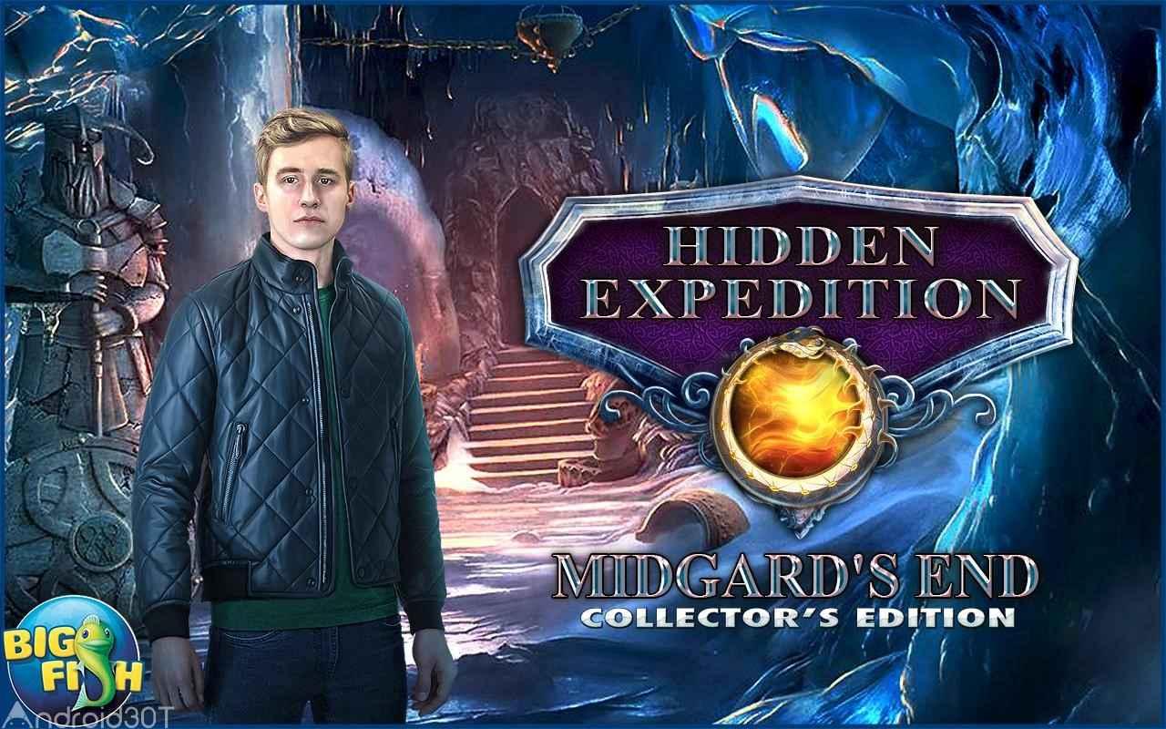 دانلود Hidden Expedition: Midgard's End Full 1.0 – بازی ماجراجویی و فکری اندروید
