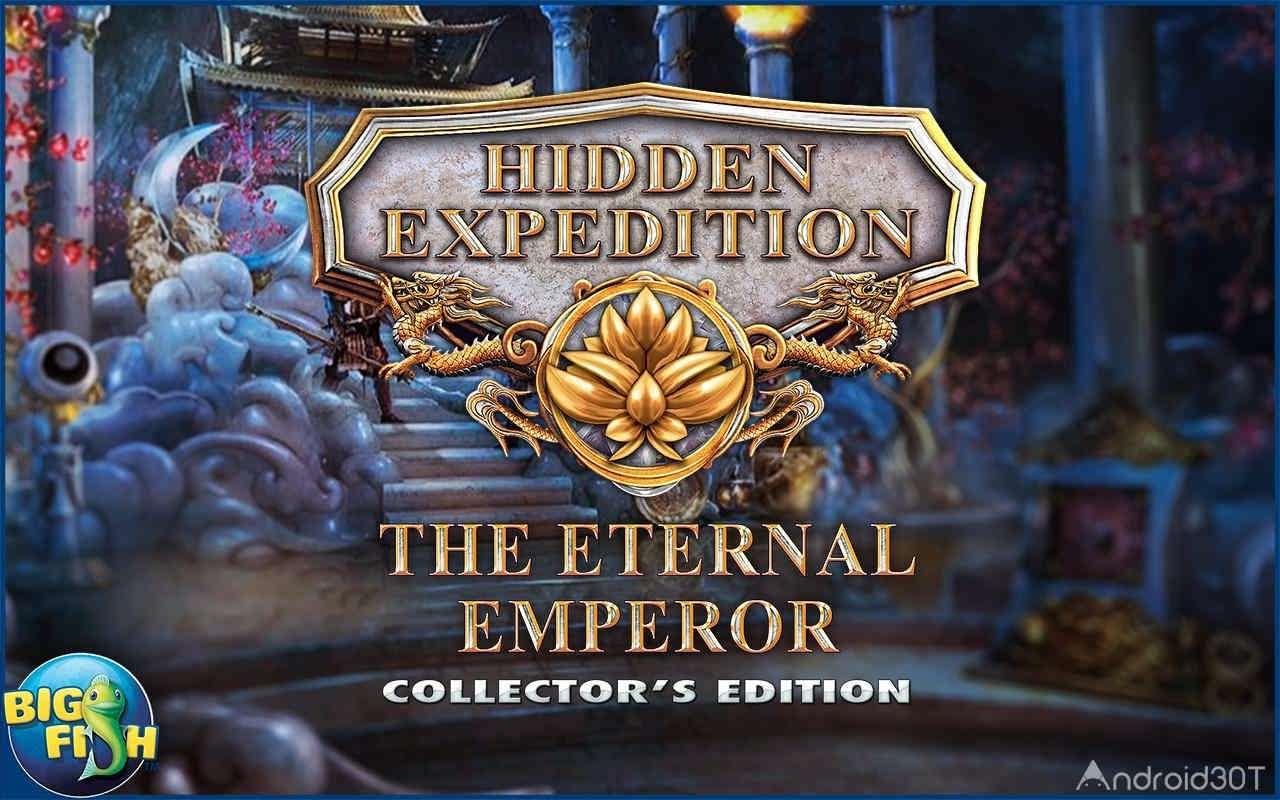 دانلود Hidden Expedition: The Eternal Emperor 1.0 – بازی امپراطور ابدی اندروید
