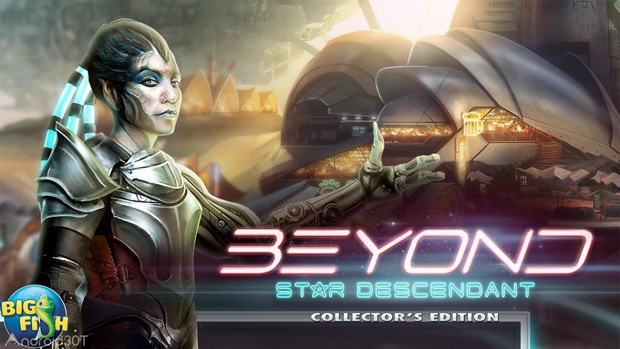 دانلود Hidden Objects – Beyond: Star Descendant 1.0.0 – بازی ماجراجویی اندروید