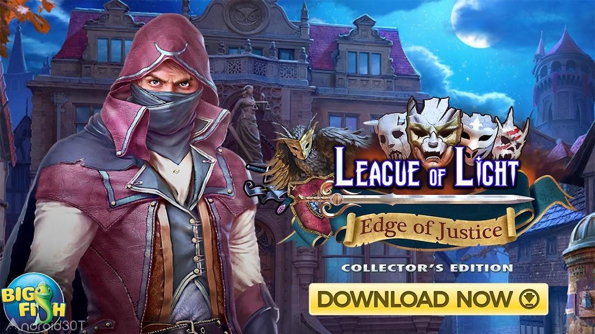 دانلود League of Light: Edge of Justice 1.0 – بازی ماجراجویی دیتا دار اندروید