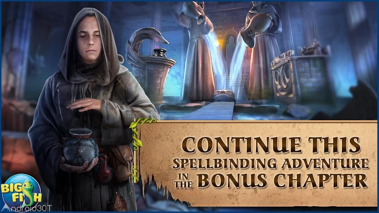 دانلود Hidden Objects – Myths of the World: Bound Stone 1.0 – بازی جالب کشف اشیاء پنهان اندروید