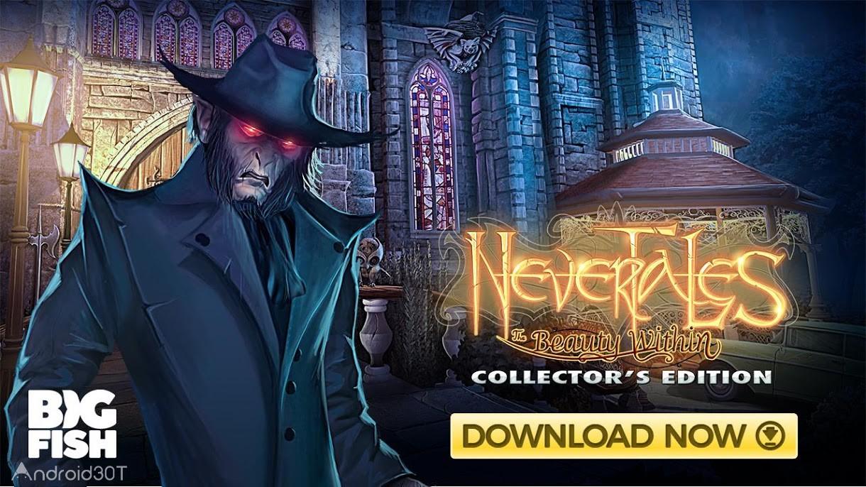 دانلود 1.0.0 Hidden Objects – Nevertales: The Beauty Within – بازی ماجراجویی زیبایی درون اندروید