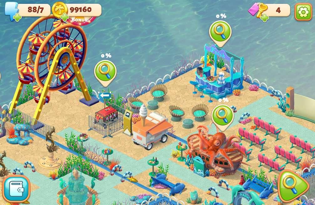 دانلود Hidden Resort 0.9.34 – بازی سرگرم کننده تفرجگاه مخفی اندروید