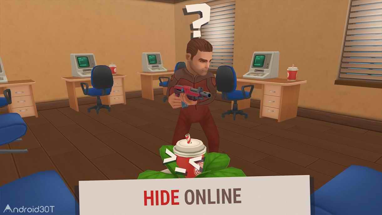 دانلود ۴٫۴٫۰ Hide Online – بازی اکشن بدون دیتا برای اندروید