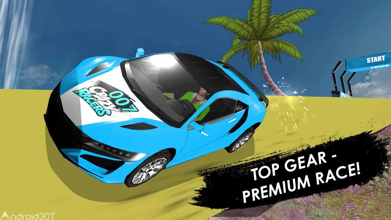 دانلود Hill Top Racing Mania 1.6 – بازی جدید صعود به قله اندروید