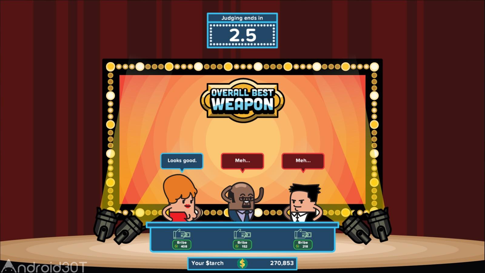 دانلود Holy Potatoes! A Weapon Shop 1.0.6 – بازی شبیه سازی فروشگاه اسلحه اندروید