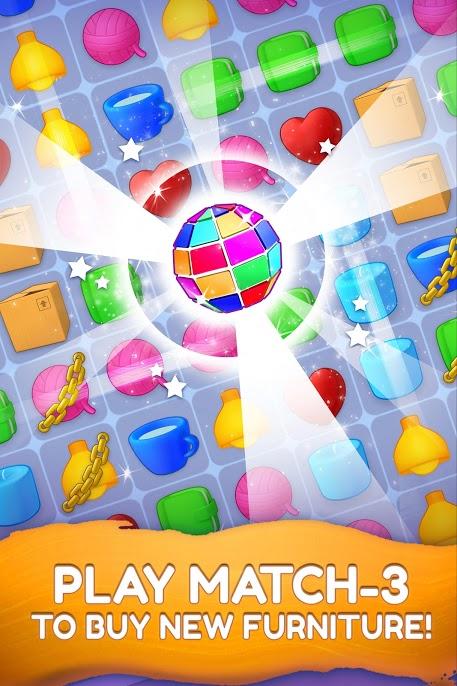 دانلود ۱٫۵٫۱۲ Homecraft – Home Design Game – بازی طراحی خانه برای اندروید