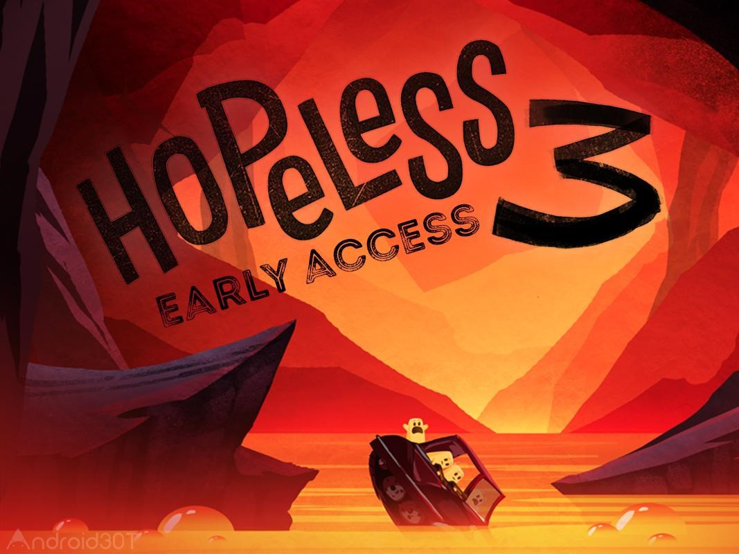 دانلود Hopeless 3: Dark Hollow Earth 1.1.05 – بازی اکشن ناامیدی 3 اندروید
