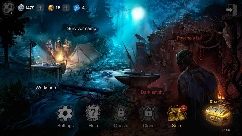 دانلود Horrorfield 1.0.6 – بازی اکشن ترسناک اردوگاه وحشت اندروید