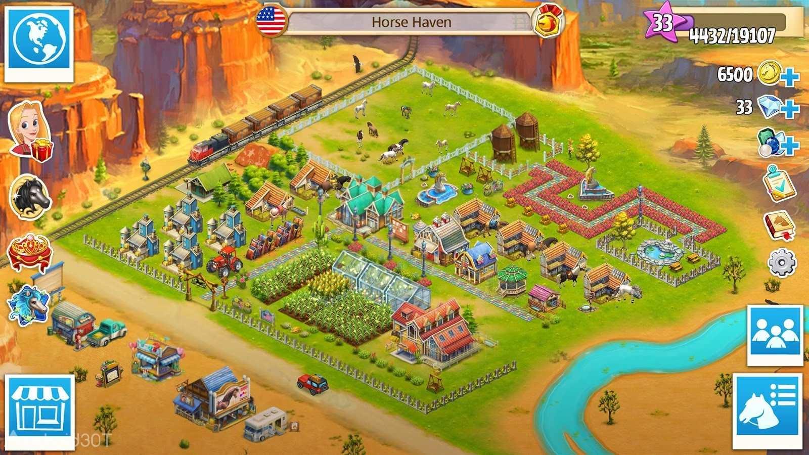 دانلود Horse Haven World Adventures 8.9.0 – بازی پرورش اسب اندروید