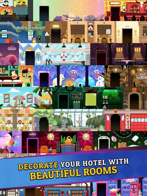 دانلود Hotel Mania 1.00.17 – بازی هتل مانیا اندروید