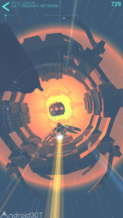 دانلود Hyperburner 1.1 – بازی هیجان انگیز جت سواری اندروید