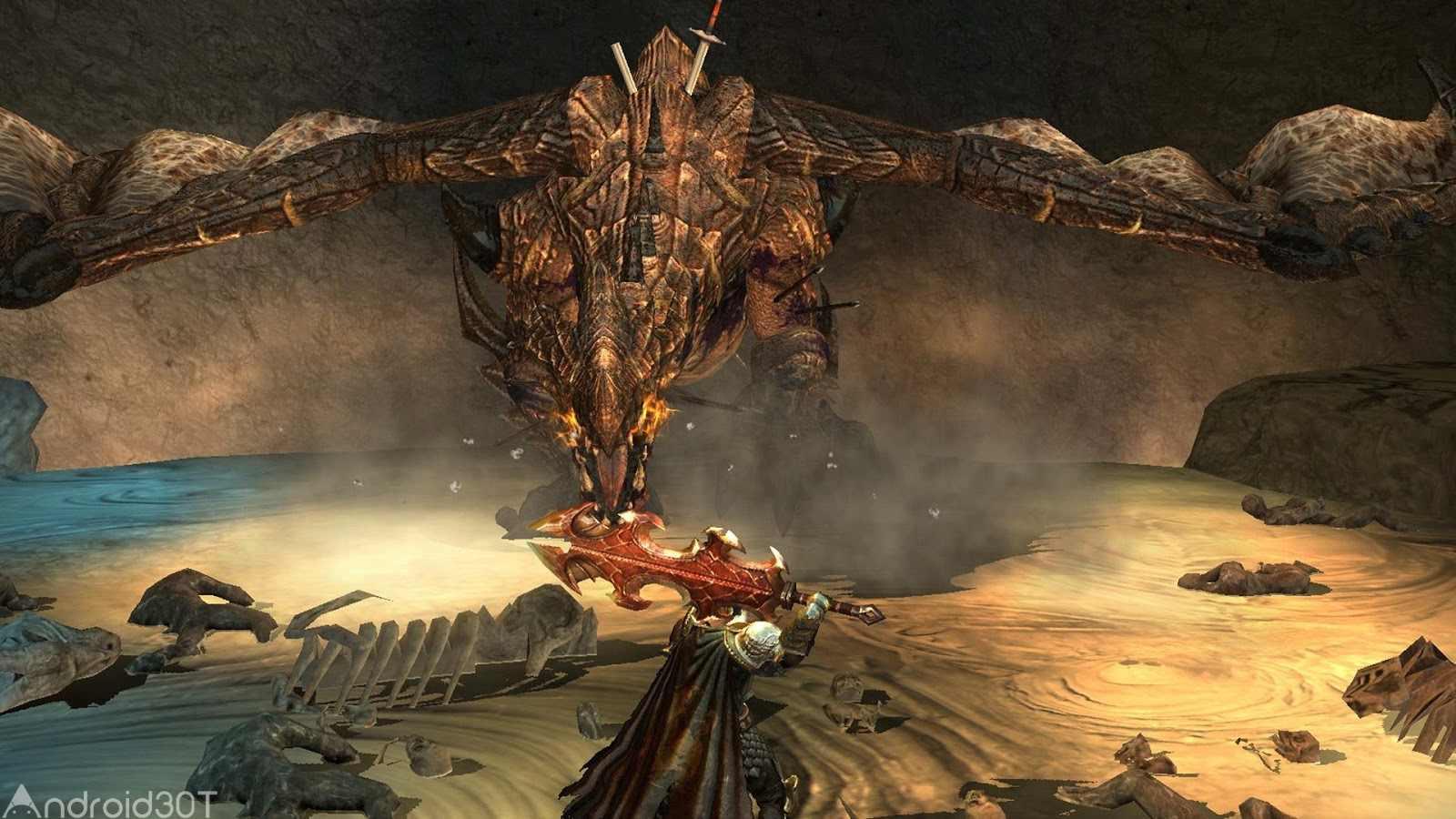 دانلود Ire:Blood Memory 2.5.1 – بازی اکشن خشم و یادآور خون اندروید