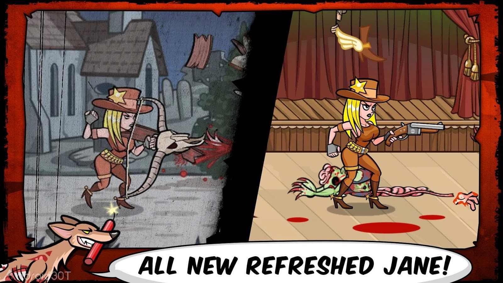دانلود Jane Wilde: Wild West Undead Arcade Shooter 2.252 – بازی تیراندازی اندروید