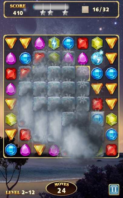 دانلود Jewels Star 3 v1.10.29 – بازی پازلی جواهرات اندروید