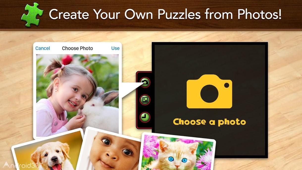 دانلود Jigsaw Puzzle 3.6.0 – بازی پازلی تصاویر برای اندروید