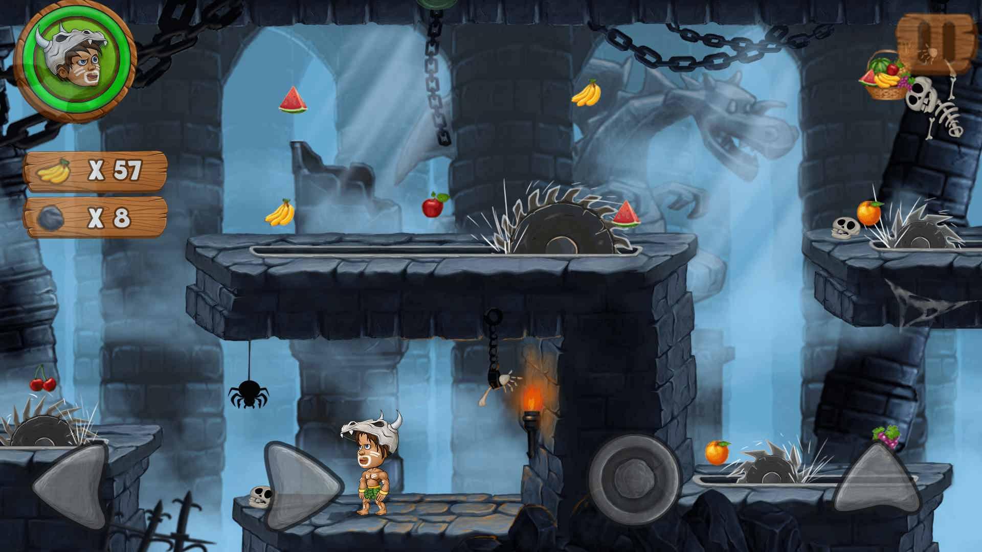 دانلود Jungle Adventures 2 v47.0.27 – بازی ماجراجویی در جنگل اندروید