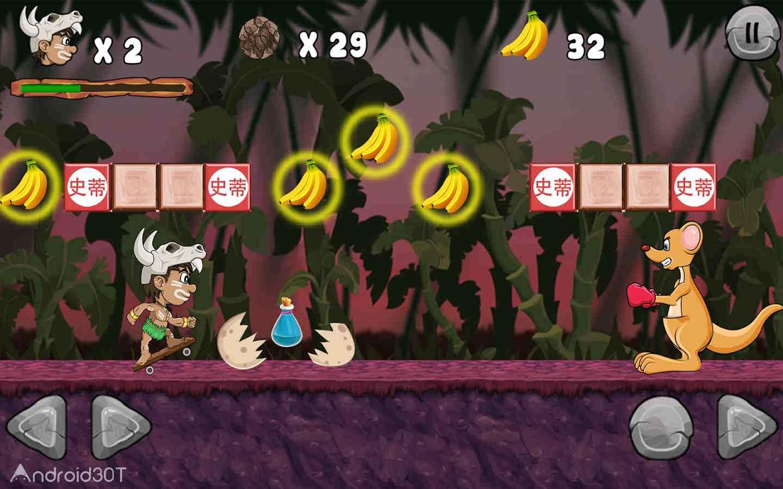 دانلود Jungle Adventures – free 33.20.6 – بازی ماجراجویی های جنگل اندروید