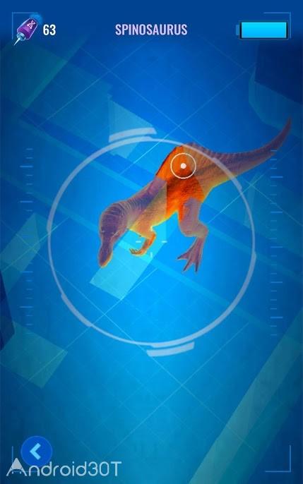 دانلود ۱٫۱۴٫۱۴ Jurassic World™ Alive – بازی شبیه سازی جهان ژوراسیک اندروید
