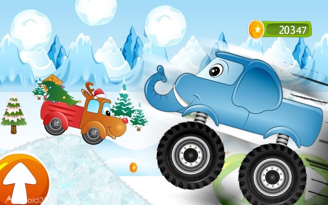 دانلود Kids Car Racing game 2.6.0 – بازی ماشین سواری کودکانه اندروید