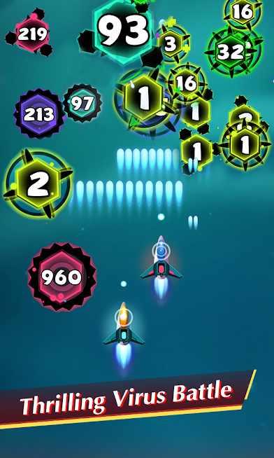 دانلود Kill Bug – Infinity Shooting 1.1.6 – باز ی رقابتی تیراندازی بی نهایت اندروید