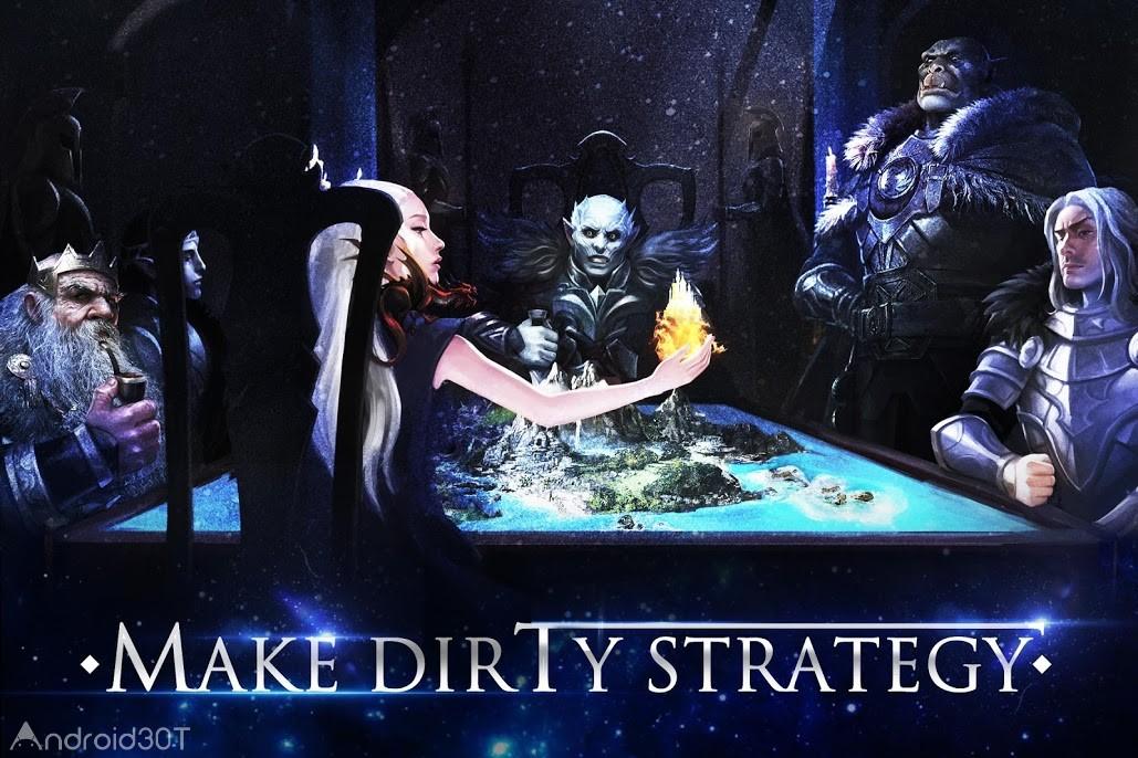 دانلود King of Dead 3.3 – بازی استراتژیکی شاه مرده اندروید