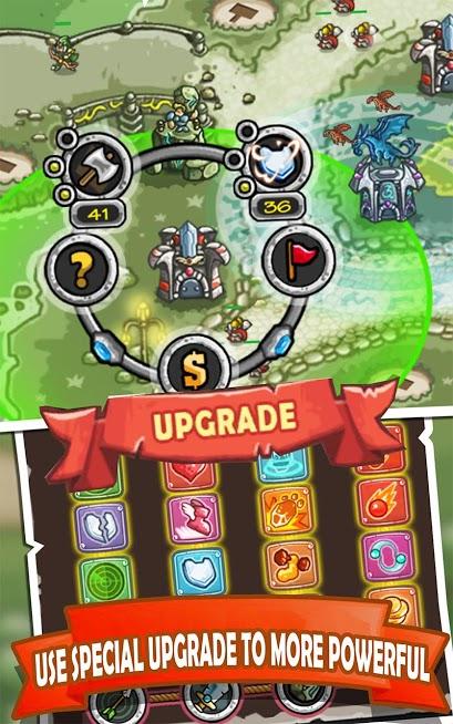 دانلود Kingdom Defense 2: Empire Warriors 1.4.0 – بازی دفاع از قلمرو اندروید