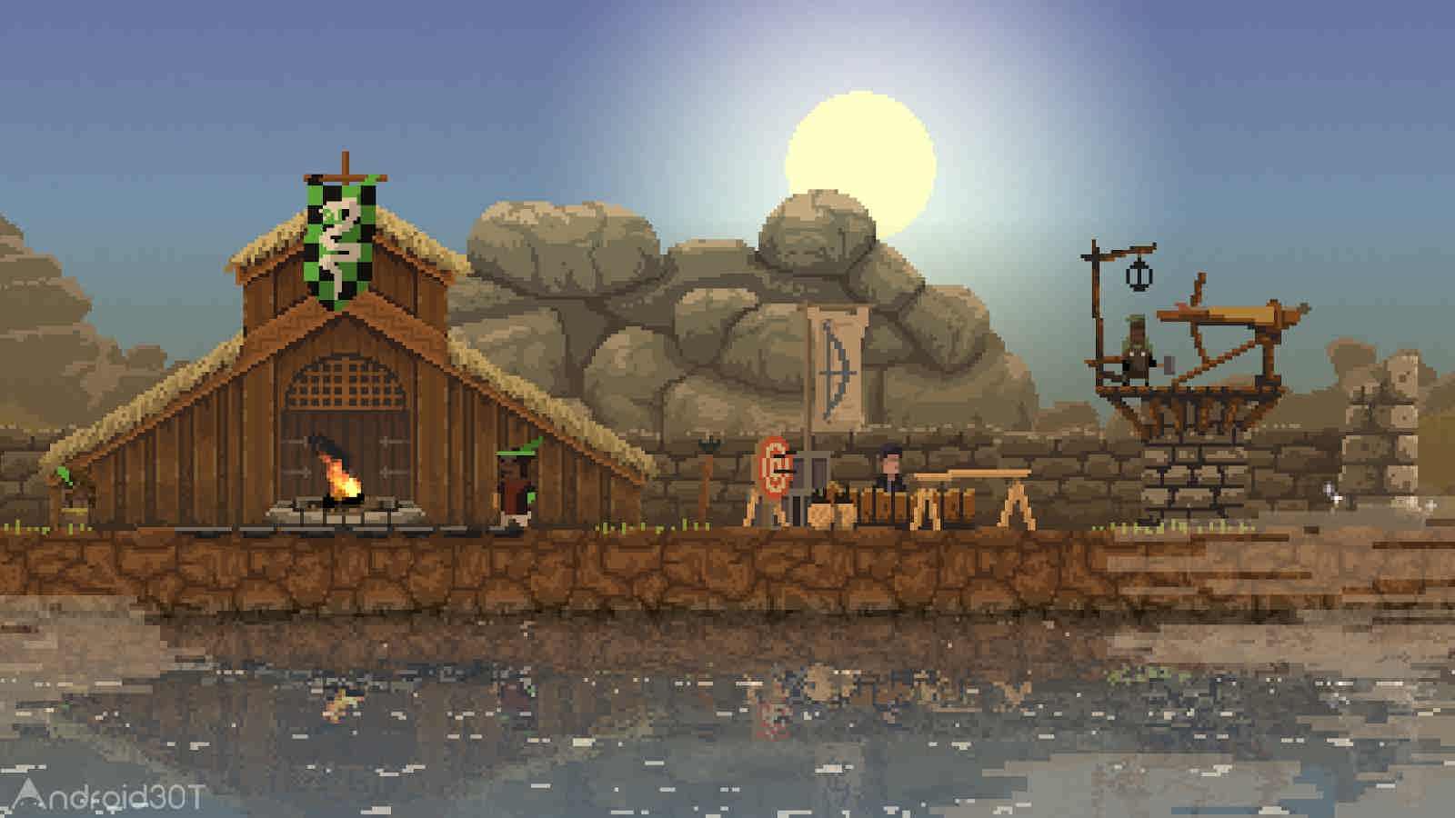 دانلود Kingdom: New Lands 1.3.3 – بازی پادشاه سرزمین ها اندروید