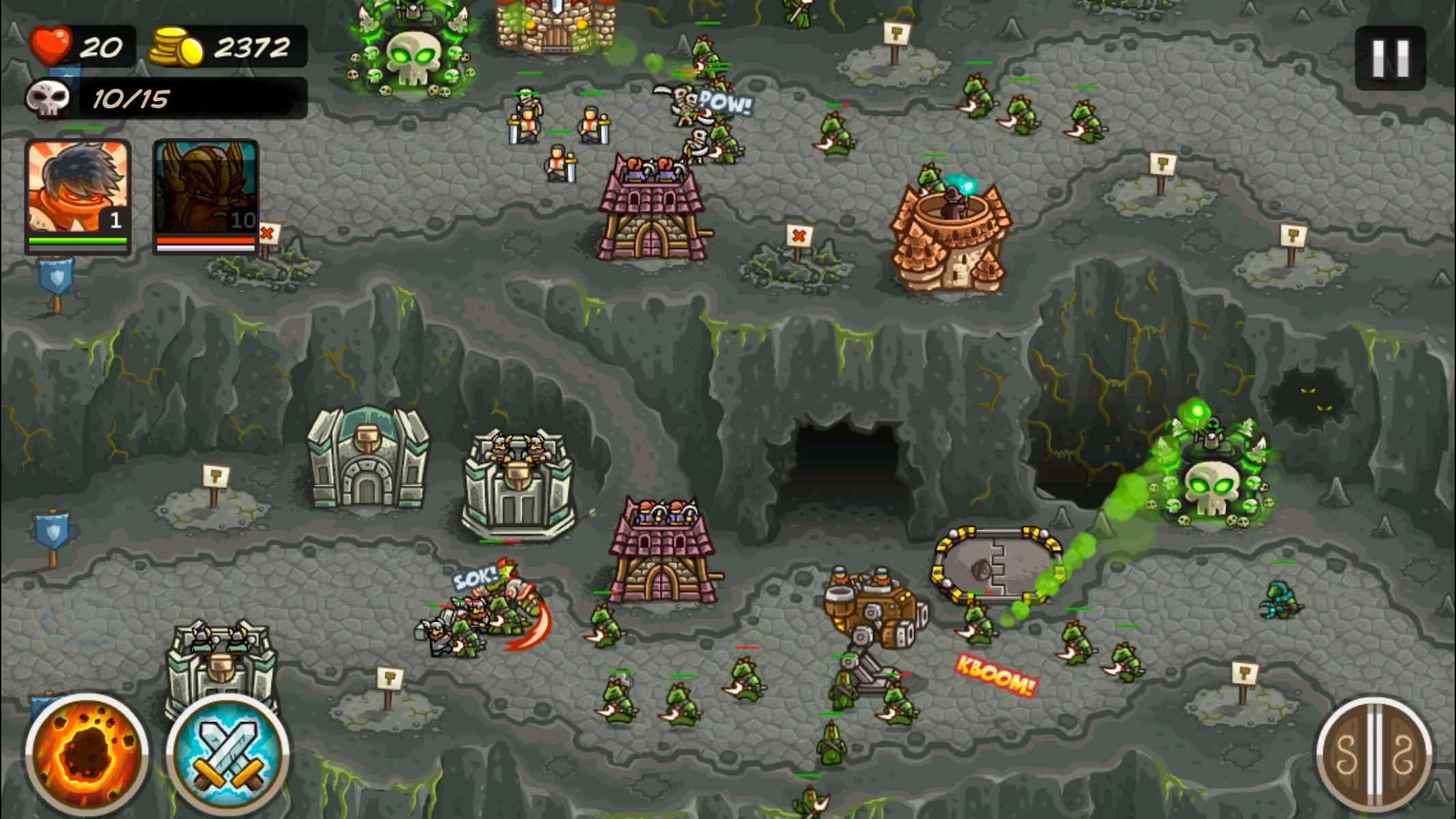 دانلود Kingdom Rush Frontiers 5.3.02 – بازی اعتیادآور یورش پادشاهی برای اندروید