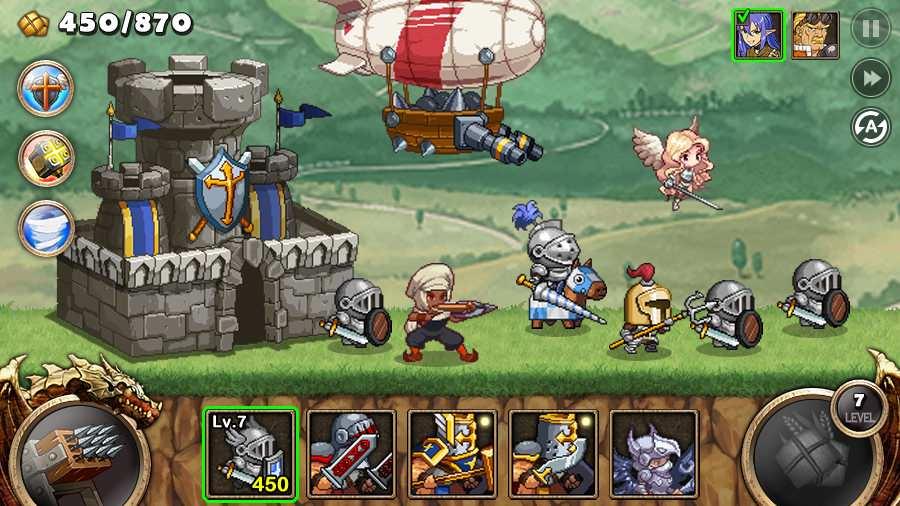دانلود 1.6.7 Kingdom Wars – بازی استراتژی جنگ امپراطوری ها اندروید