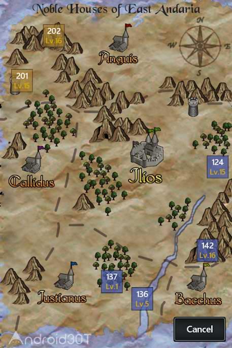 دانلود Kingturn Underworld RPG 3.2 – بازی جذاب پادشاه جهان زیرزمینی اندروید