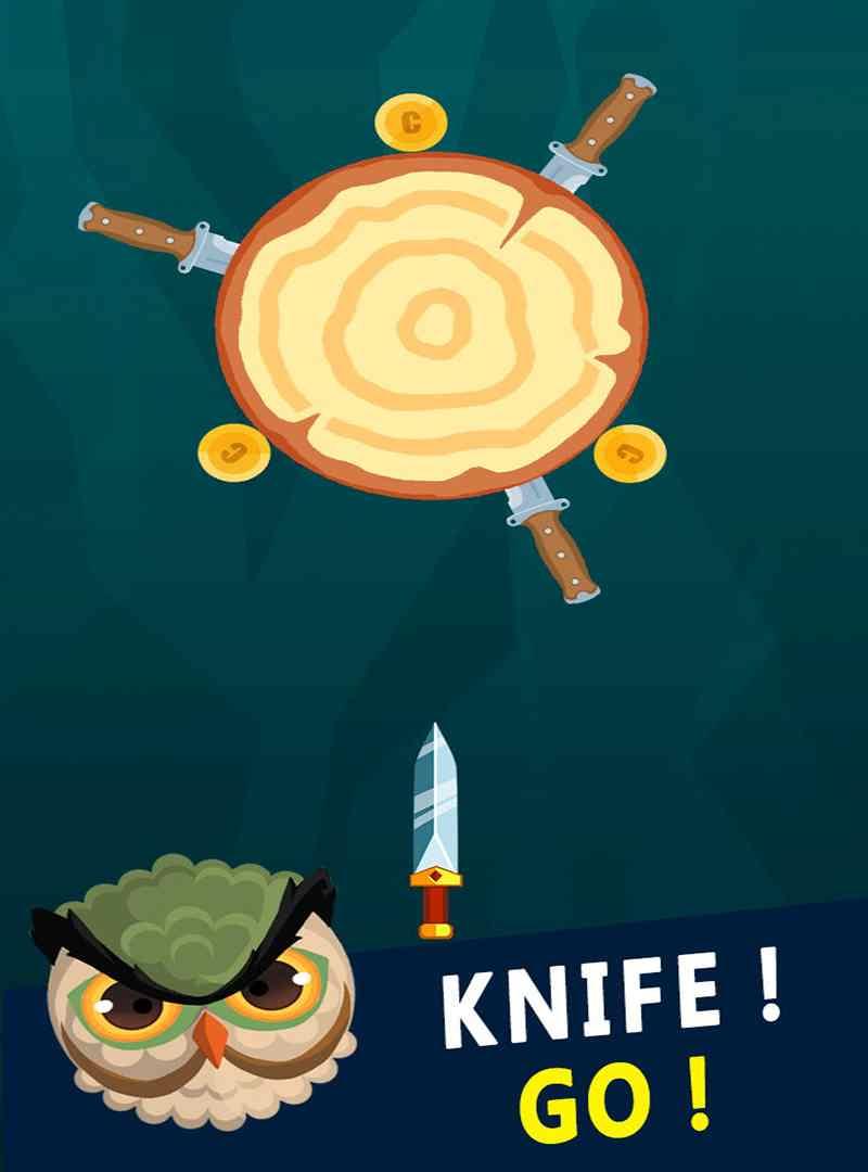 دانلود 1.1.144 Knife Strike – بازی هیجان انگیز پرتاب چاقو اندروید