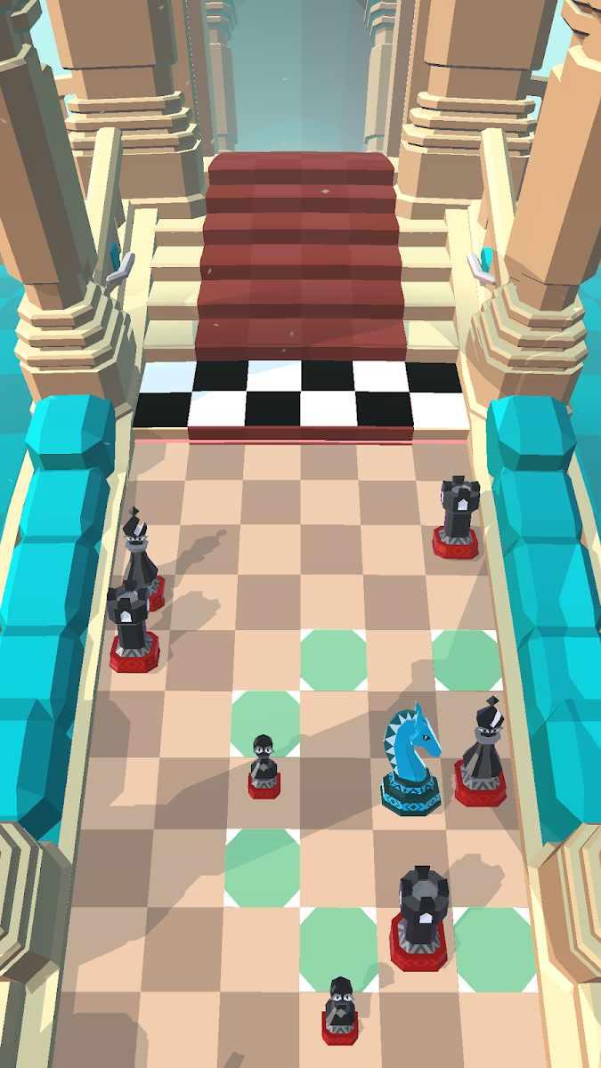 دانلود Knight Quest 1.0.1 – بازی استراتژیکی تلاش شوالیه اندروید