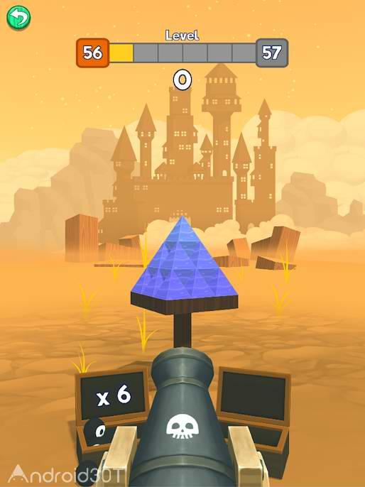 دانلود 2.13 Knock Balls – بازی سرگرم کننده پرتاب توپ اندروید