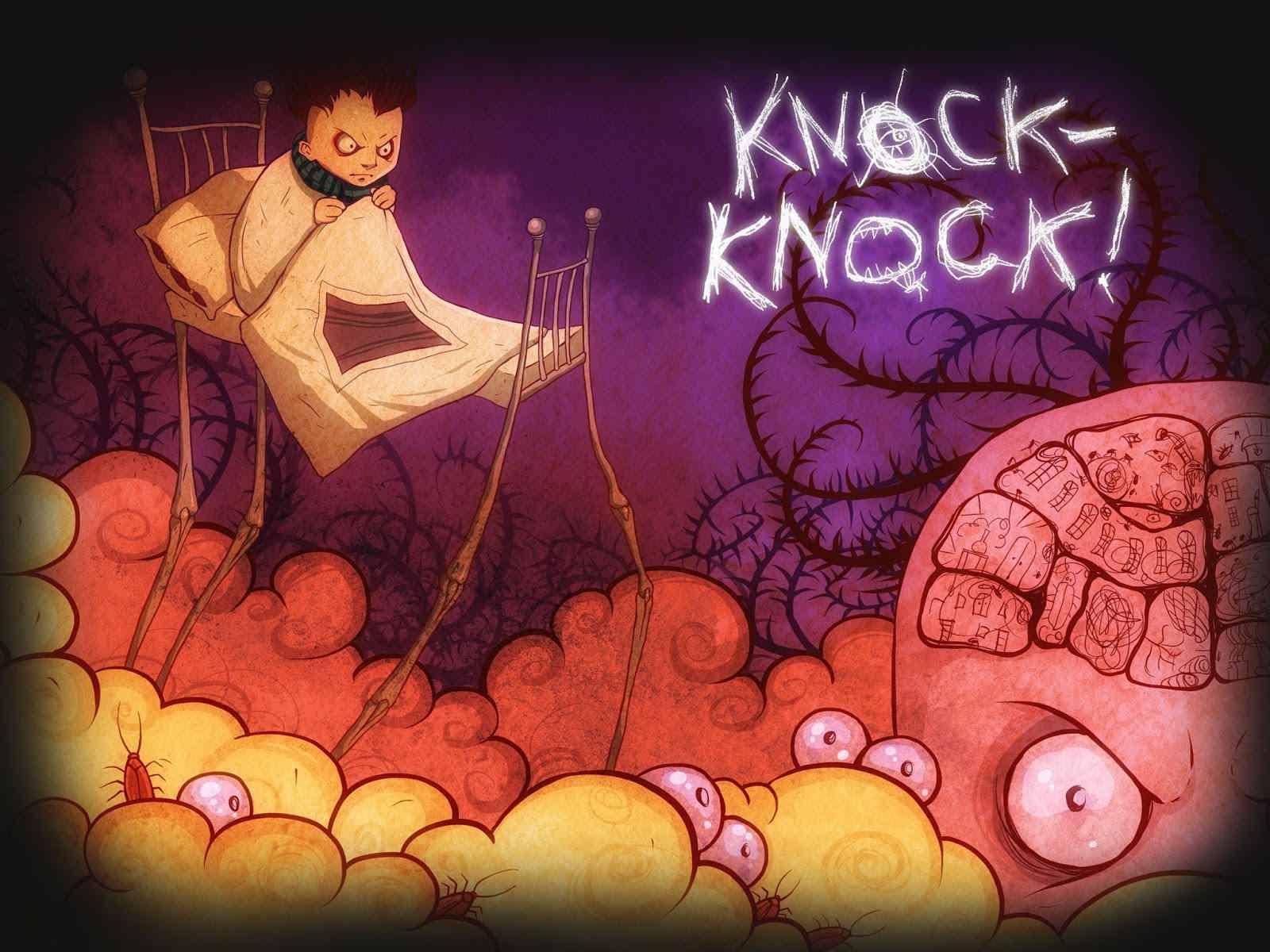دانلود Knock-Knock 1.56 – بازی نقش آفرینی برای اندروید
