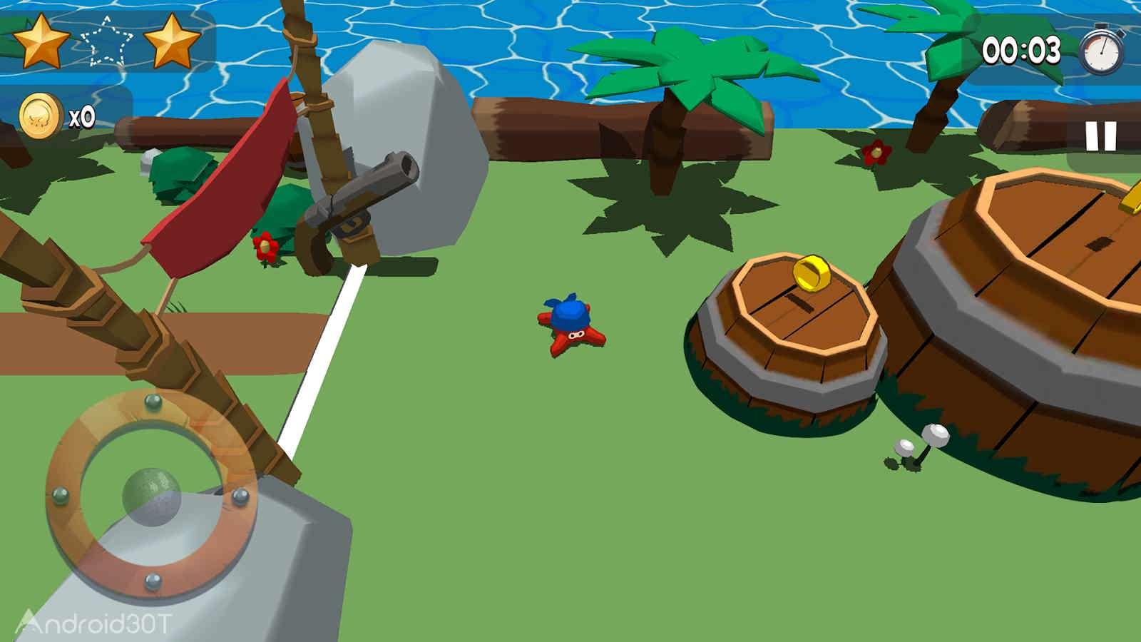 دانلود Kraken Land 1.7.1 – بازی آرکید سرزمین کراکن اندروید