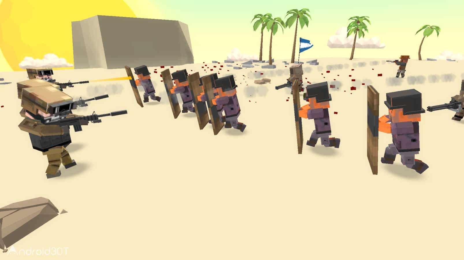 دانلود Tactical Battle Simulator 1.2 – بازی شبیه ساز نبرد اندروید