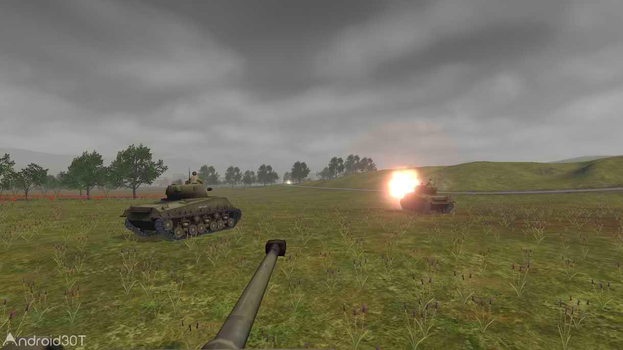 دانلود Tank Commander 1.52 – بازی مهیج فرمانده تانک اندروید
