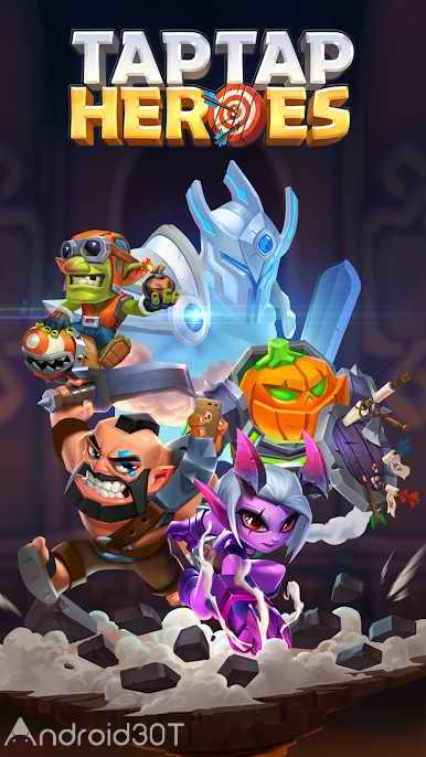 دانلود Taptap Heroes 1.0.0033 – بازی نقش آفرینی قهرمانان اندروید