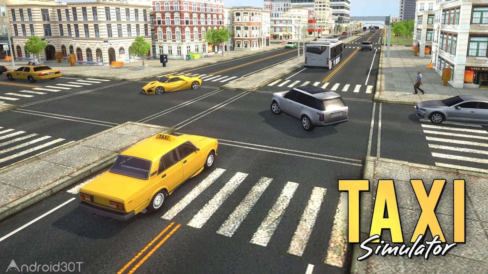 دانلود Taxi Simulator 2018 v1.0.0 – بازی شبیه ساز تاکسی 2018 اندروید