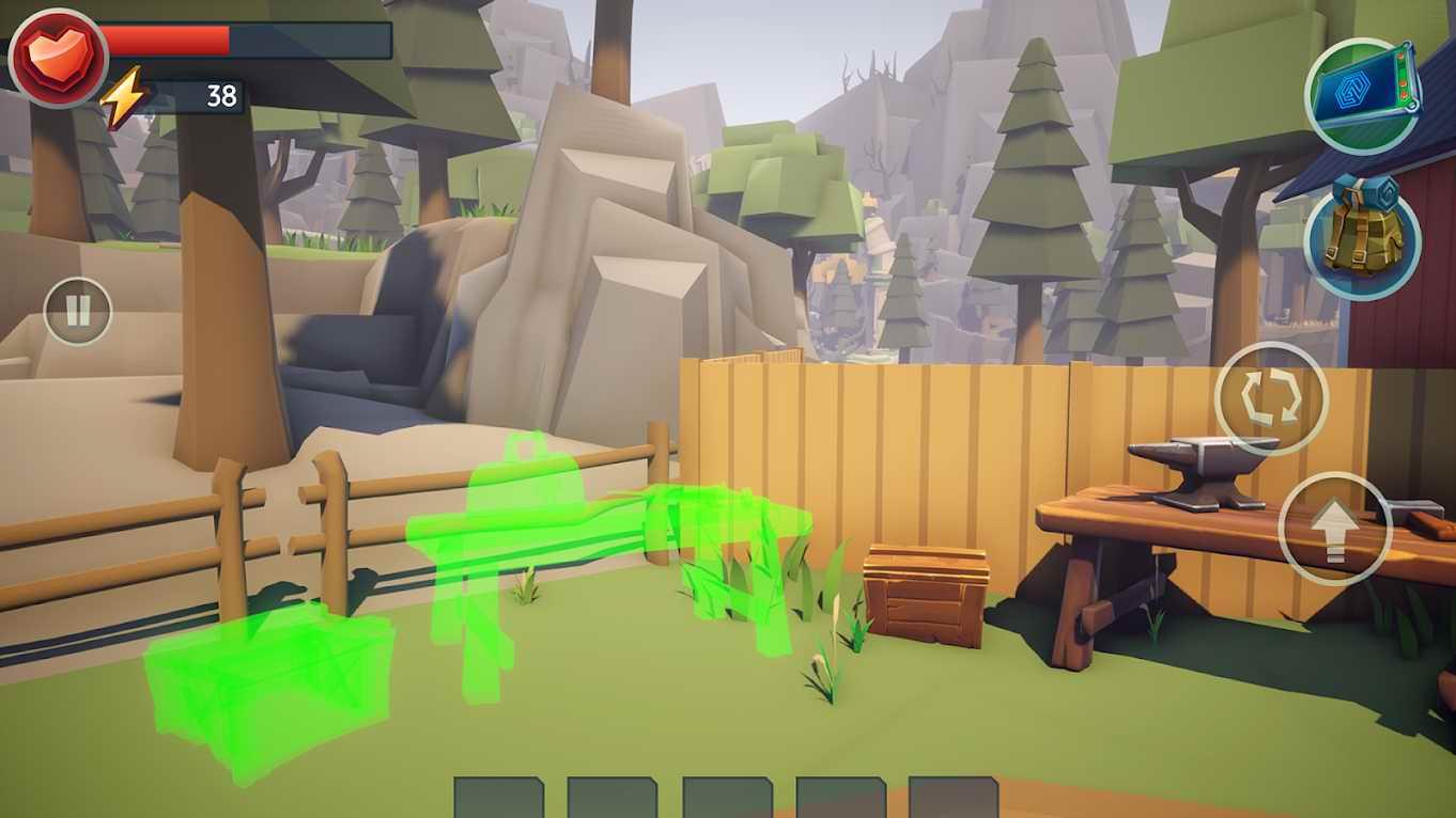 دانلود Tegra: Crafting Survival Shooter 1.1.24 – بازی ماجرایی تگرا اندروید