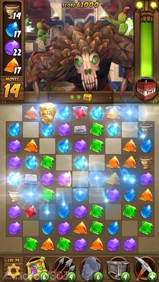 دانلود Temple Run: Treasure Hunters 2.10.5799 – بازی پازلی فرار از معبد اندروید