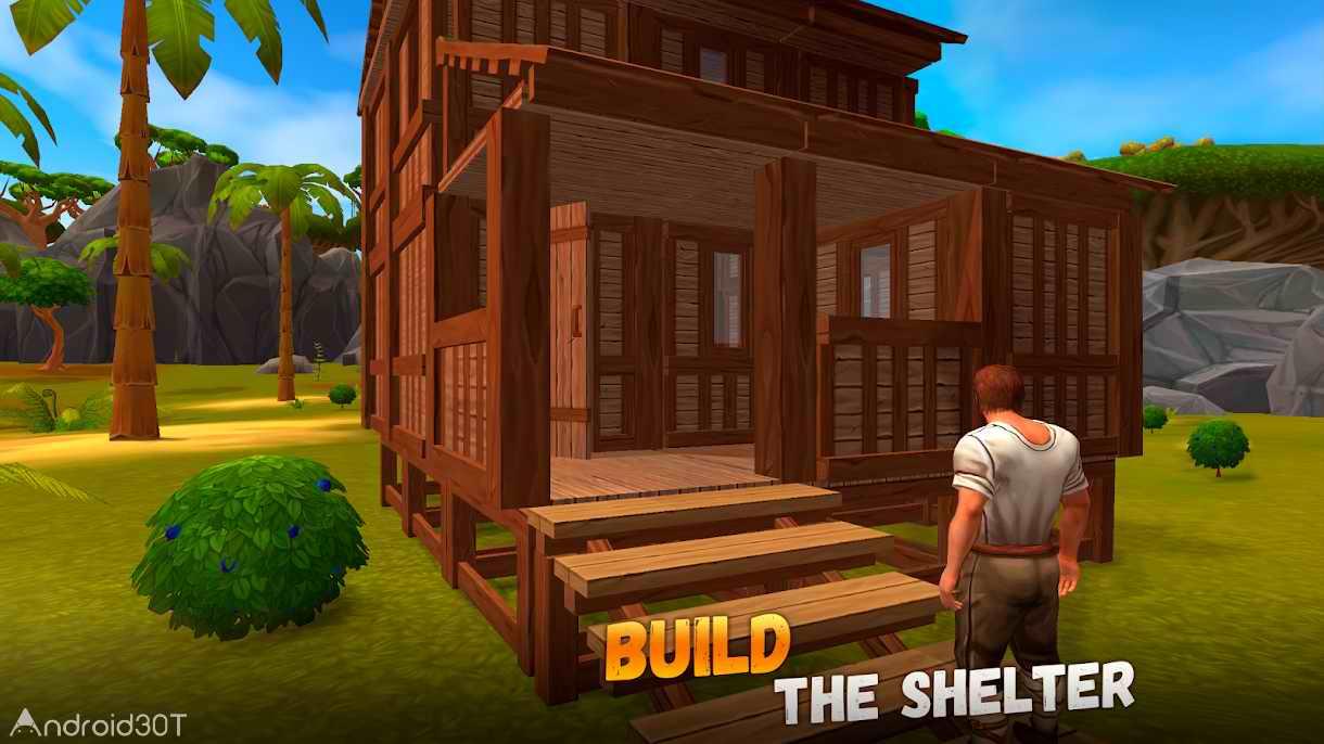 دانلود The Ark of Craft 2: Jurassic Survival Island 1.4.8 – بازی بقاء در جزیره برای اندروید