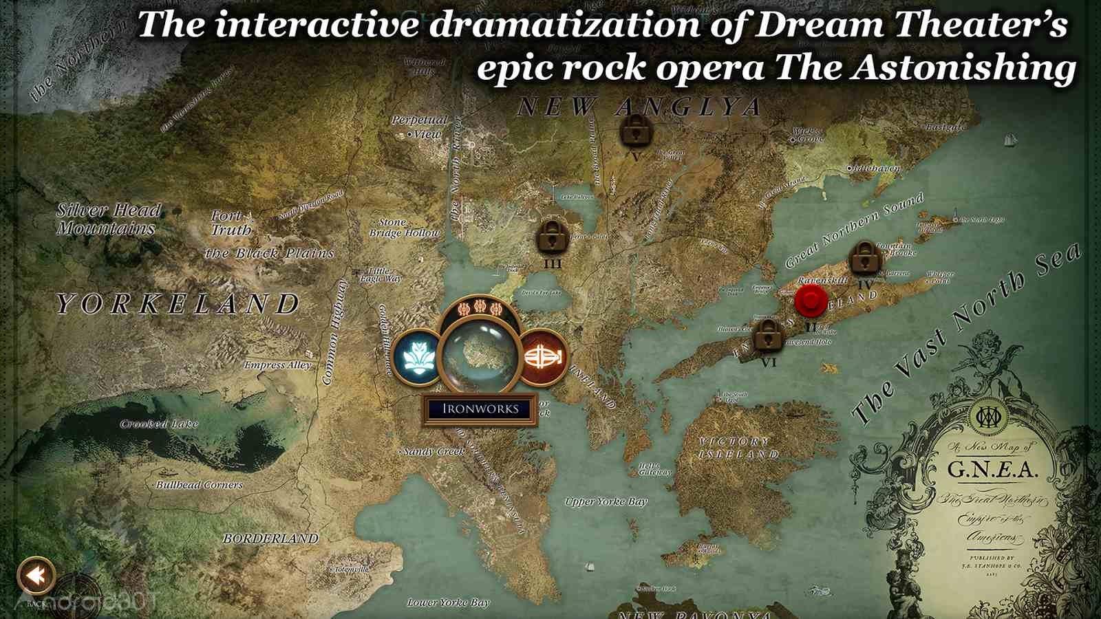 دانلود The Astonishing Game 1.2.0.1 – شگفت آورترین بازی اندروید