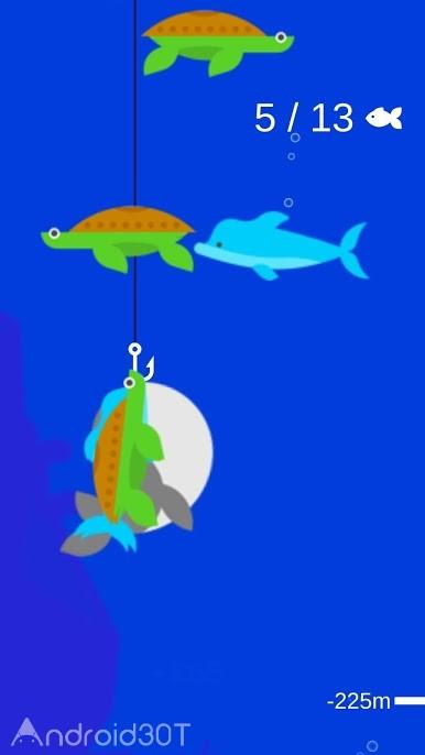دانلود The Fish Master! 1.6 – بازی ماهیگیری بدون دیتا اندروید